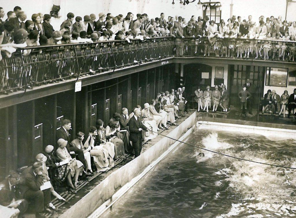 The Iveagh Baths