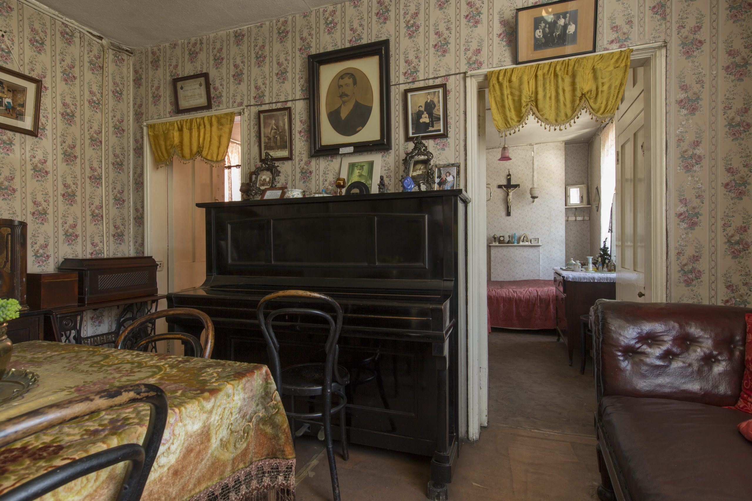 The Iveagh Trust Museum Flat